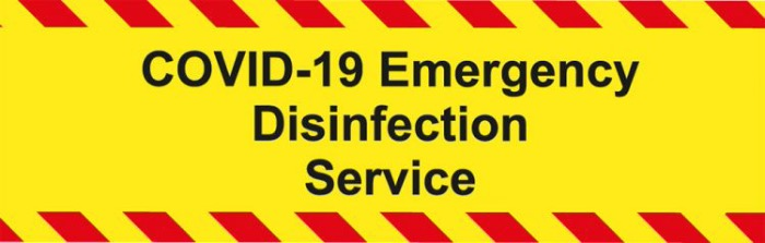 COVID-19 Emergency Disinfection Service